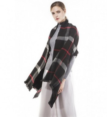 KAISIN Lattice Fashion Scarves Blanket in Cold Weather Scarves & Wraps
