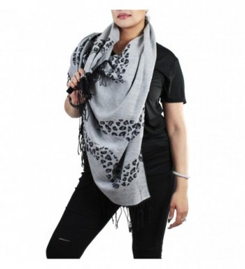 Leopard Print Andes Front Poncho