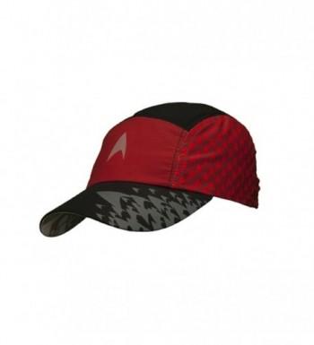Star Trek Running Hat - Red - C211LFJHPM3