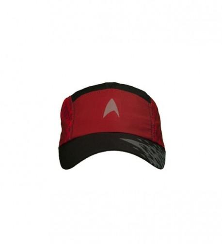 Star Trek Running Hat Red