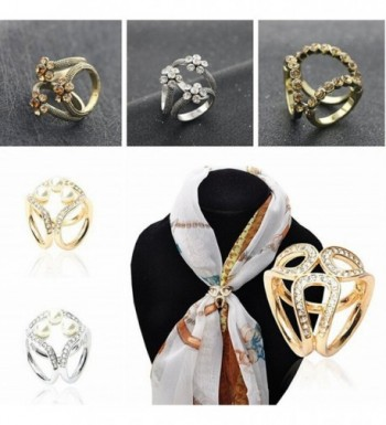 Fashion Buckle Jewelry Clothing Diameter