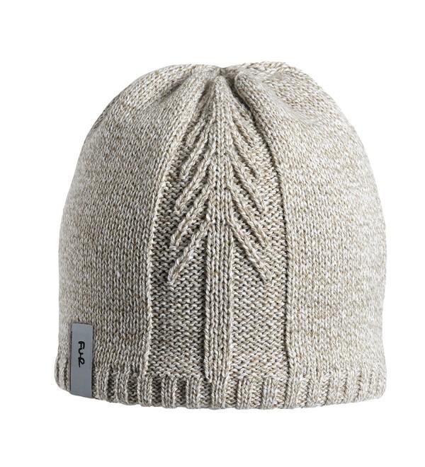 a0b06faea35 Turtle Fur Lifestyle - Men s Lone Tree Ragg- Fleece Lined Ragg Wool Beanie  - Oatmeal