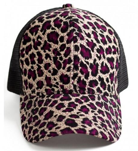 BOEKWEG Original Fashionable Ponytail Leopard