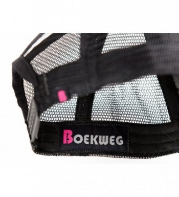 BOEKWEG Original Fashionable Ponytail Leopard in Women's Baseball Caps