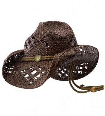 Sonoma Medium Deadwood Shapeable Adjustable in Women's Cowboy Hats