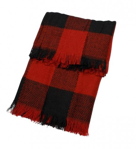 Red Infinity Funky Monkey Fashion in Fashion Scarves