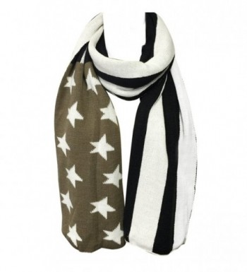 Wrapables Vintage Glory American Scarf in Fashion Scarves
