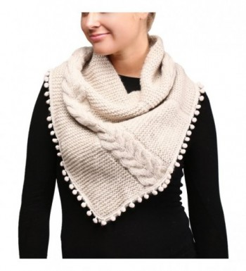 Apparelism Womens Chunky Knitted Infinity