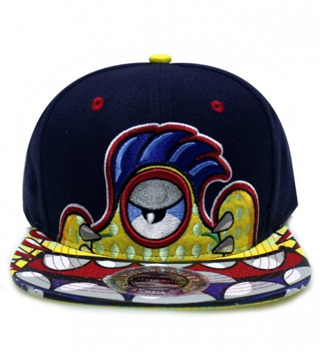 City Hunter Clolorul Character Snapback