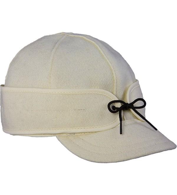 Millie Kromer Cap - Winter White - C412BIYXFZP