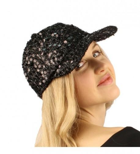 Recital Shimmer Baseball Hat Adjustable