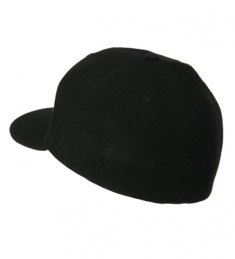 Pro Style Wool Fitted Cap