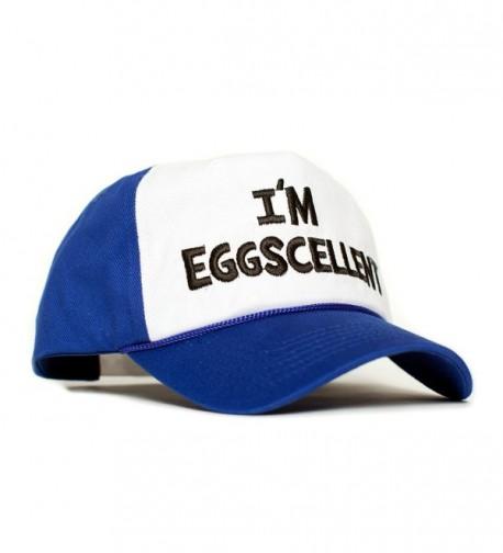 Im Eggscellent Embroidered Eggcelent Excellent in Women's Baseball Caps