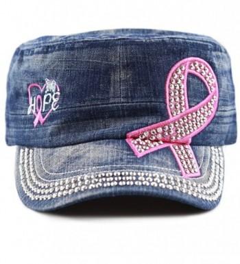 HAT DEPOT Breast Cancer Ribbon