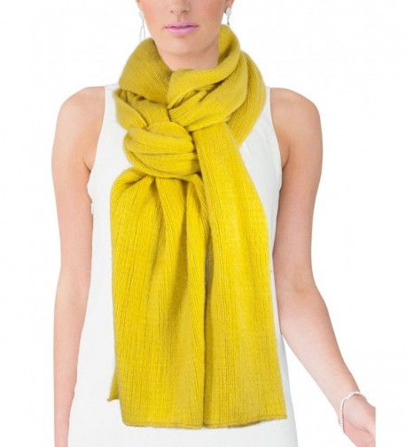 Dahlia Womens Super Cashmere Feel Winter in Cold Weather Scarves & Wraps