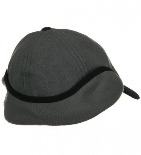Anti Pilling Fleece Warmer Flap in Women's Baseball Caps