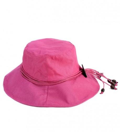 Sunward Summer Women Hawaii Tourism Large Brim Hat British Latest Fashion Sun Hat Foldable Beach Headwear - Rose - CF11XEZ24XV