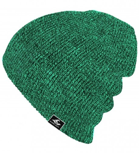 Koloa Surf Co. Original Soft & Cozy Beanies - Green/Black Heathered - CX184RZAD6N