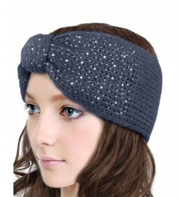 Dahlia Womens Wide Knitted Headband