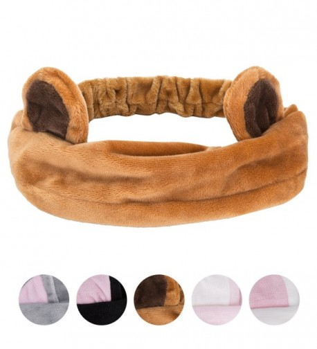 M-FIT Beauty Hair Band with Cat Ears for Girls - Bear-ears - CU183R4XALX