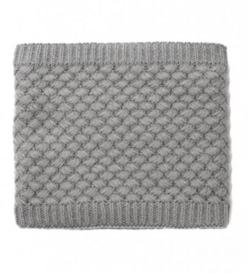 Epeius Winter Knitted Infinity Children