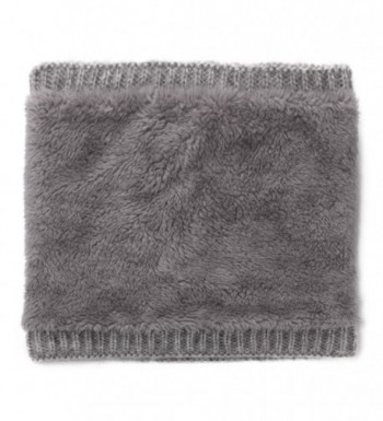 Epeius Winter Knitted Infinity Children in Cold Weather Scarves & Wraps