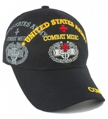 Army Combat Medic Cap and Bumper Sticker Black Hat U.S. Military - CL183TS7HHU
