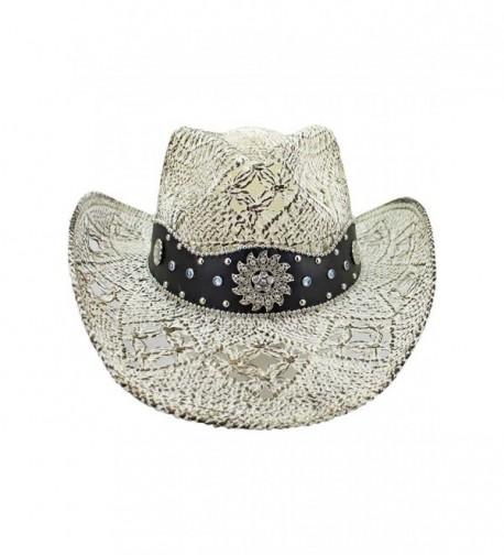 Luxury Divas Antiqued Cowboy Jeweled