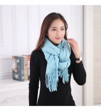 YCHY Large Extra Cashmere Pashmina in Cold Weather Scarves & Wraps