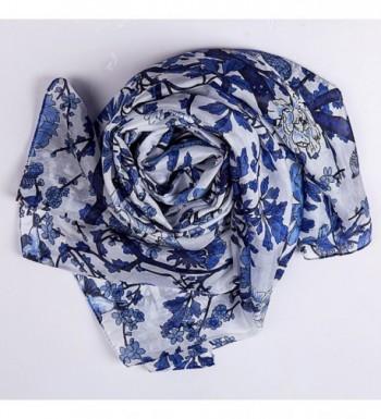 EcoWonder Womens Functional Premium Porcelain in Fashion Scarves