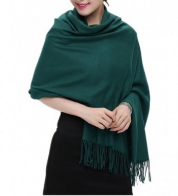 QBSM Womens Cashmere Pashmina Valentines in Cold Weather Scarves & Wraps