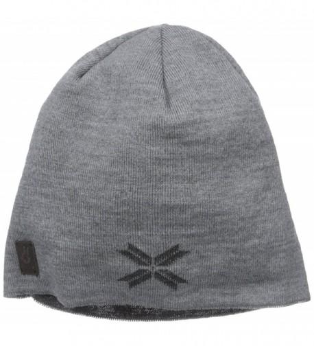 Seger Sports Women's Merino Wool Beanie - Grey - CI11AYEXATZ