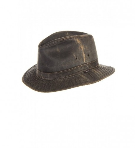 Kenya Weathered Cotton Safari Hat - CG11BMON7MX