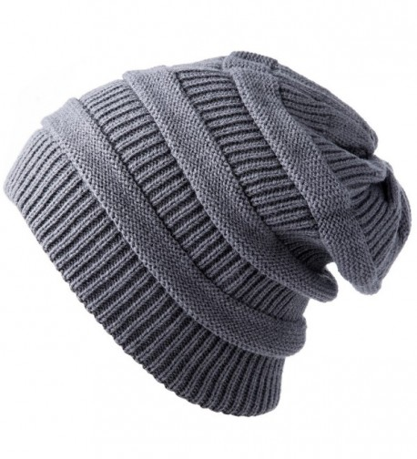 307ea16a0 Best Winter Hats Cuffless Camouflage Beanie W/Lining (One Size ...