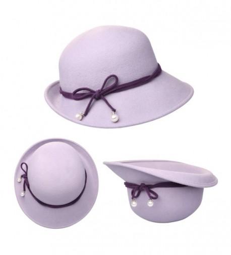 Janetshats Womens Vintage Cloche Bucket