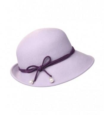 Janetshats Womens Vintage Cloche Bucket in Women's Bucket Hats