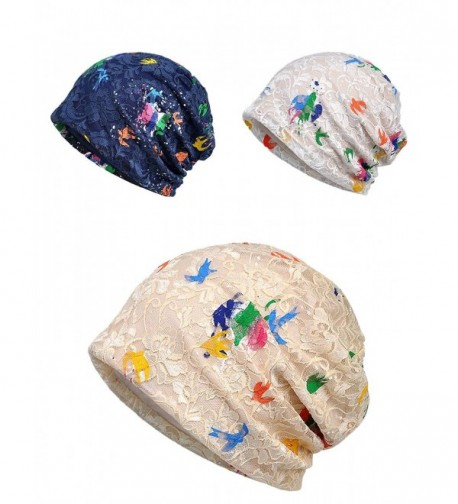 Headwear Patients Headwrap Hairloss Vintage - 1342-4 - C4186ZEAXWA