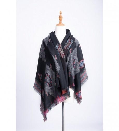 Amymode Womens Elegant western inspired pattern
