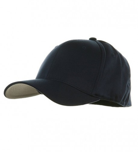 Extra Big Size Flexfit Caps - Navy - C2111743TUX