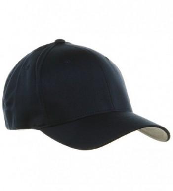 1f95f363841ea Extra Big Size Flexfit Caps Navy C2111743TUX