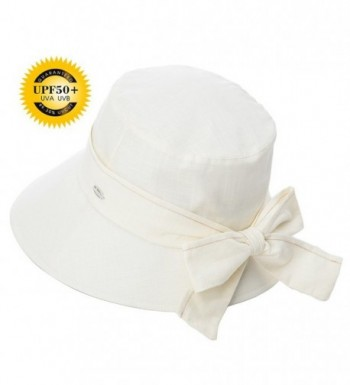 Womens Summer Sunhat Cotton Crushable