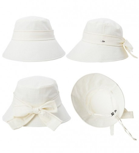 Womens Summer Sunhat Cotton Crushable in Women's Sun Hats