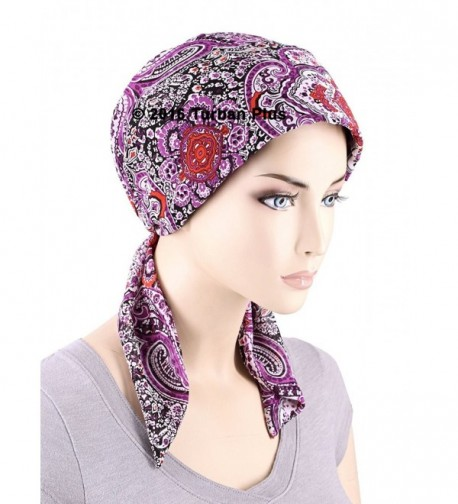 Chemo Fashion Turban Headwear Cancer in Fashion Scarves