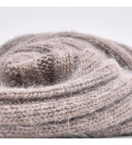 YINONIY Womens Knitted Beanie Crochet in Women's Skullies & Beanies