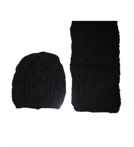 Womens Super Knitted Thermal Winter in Cold Weather Scarves & Wraps