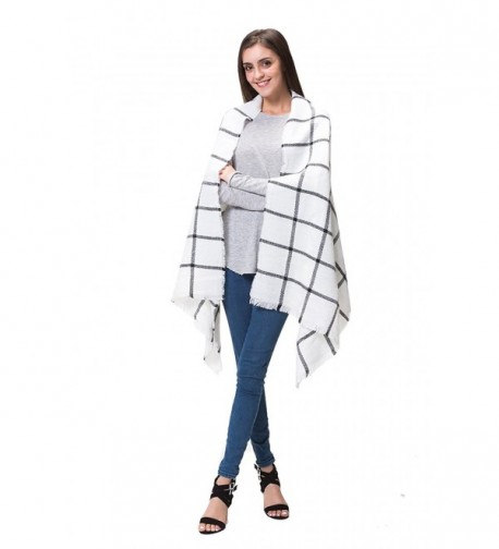 Lemef Stylish Tartan Blanket Gorgeous