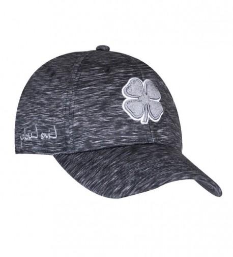 Black Clover Black Lucky Heather Premium Fitted Hat - C212O35JU2V
