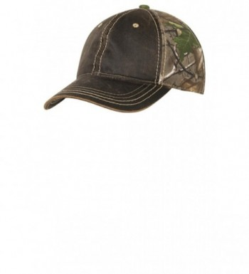 Port Authority Men's PigmentDyed Camouflage Cap - Realtree Xtra Green - CC11NGRCMCF