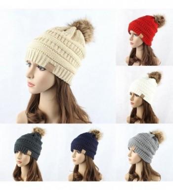 Academyus Fashion Beanie Winter Outdoor in Women's Skullies & Beanies