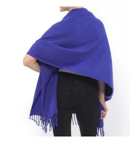 Alpine Swiss Womens Pashmina Blanket